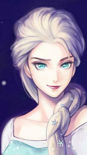 Disney Frozen Anna Iphone Wallpaper Frozen Elsa And Anna Wallpaper