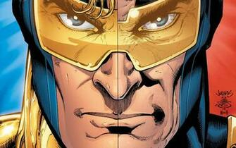 Booster Gold Dc Comics Superhero Face Glasses 1370 Wallpapers and