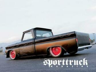 Chevy Trucks WallpaperRahasia Galeriku