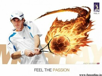 Andy Murray ATP World Tour Wallpaper