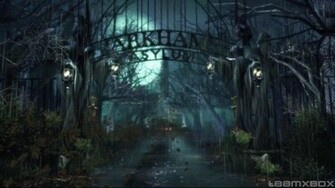 Oyunun tamam Arkhamda geiyor fakat tek bir binada deil Geni
