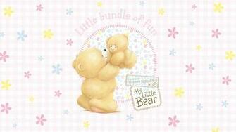 Forever Friends Bears Hallmark Wallpaper With 1024x768 Resolution HD