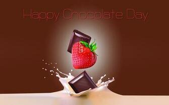 Chocolate Day Desktop Wallpaper 12565   Baltana