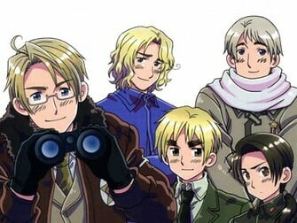 Hetalia Axis Powers Axis Powers Hetalia Hetalia Axis Powers Wallpaper