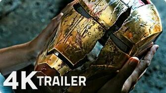 IRON MAN 3 Trailer 4 German Deutsch [4K] Marvel