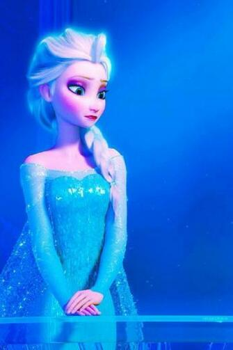 Iphone 5 Disney Frozen Wallpaper Frozen Elsa Iphone 5