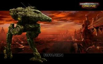 MWO Forums   Desk top wallpaper Raven