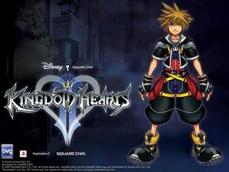 Home Wallpaper Kingdom Hearts 2 Kingdom Hearts 2