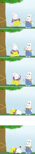 Max and Ruby REQUEST by SoaringGravity