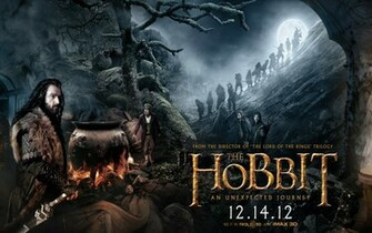 wallpapers from The Hobbit An unexpected journey Movie Wallpapers