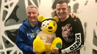 BBC   Pound the Streets for Pudsey