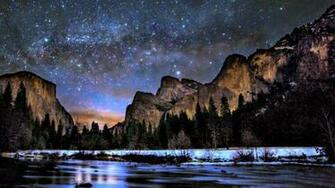 Travel Trip Journey Yosemite Valley California USA