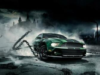 Cool Muscle Car Wallpaper