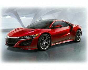 2016 Honda Acura NSX Car wallpaper 2560x2048