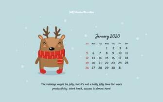 26] New Year Calendar 2020 Wallpapers on WallpaperSafari