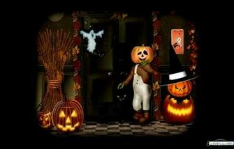 Halloween Animated With Sound Wallpapers Best Hd Wallpapers