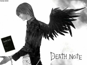 Angel Kira Light Yagami Wallpaper   ForWallpapercom