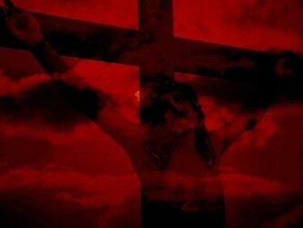 Jesus Christ Wallpaper set 08 On The Cross
