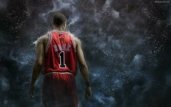 Derrick Rose Chicago Bulls 01 HD Wallpaper Chicago Wallpapers HD