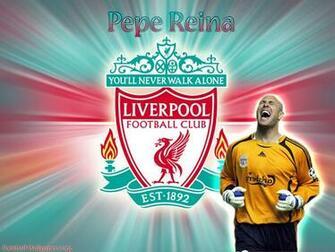 Pepe Reina Wallpaper Liverpool Wallpaper Gallery