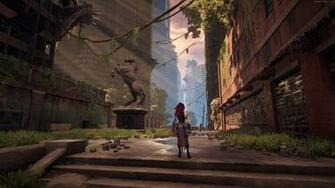 Darksiders III Darksiders III 4k Gamescom 2018 screenshot