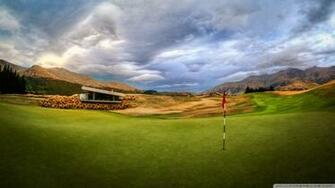 Wallpaper Beautiful Golf Course 2 Wallpaper 1080p HD Upload at