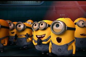 Minions Wallpaper for Android iPhone and iPad