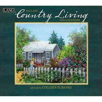 Country Living 2016 Wall Calendar 9780741251022 Calendarscom