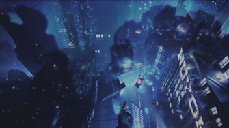 blade runner city wallpaper Alien Fiction
