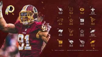 Washington Redskins Desktop Wallpaper posted by Zoey Thompson