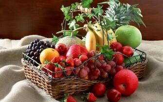 Fruits Basket Hd Wallpaper Wallpaper List