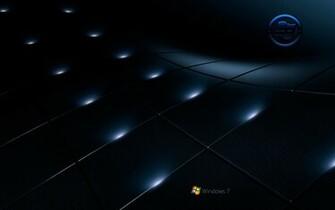 Windows 7 Black wallpaper by kubines