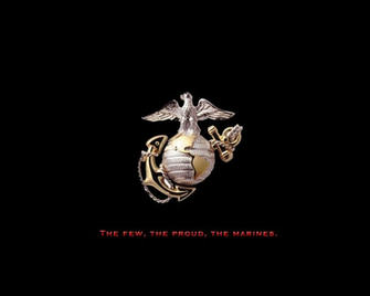 USMC Wallpaper by Outofthisworld