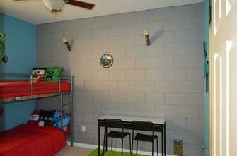 Minecraft Themed Bedroom Wallpaper Minecraft Theme Bedrooms