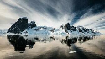 Pics Photos   Frozen Antarctica Hd Wallpaper Background
