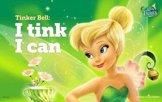 Tinker Bell Page   Wallpapers Fairies UK