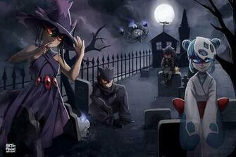 Ghost Pokemon Wallpaper Tumblr Pkmn ghost party by finni