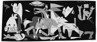 Guernica Wallpaper Pablo Picasso Paintings Background