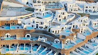 Ambassador Aegean Luxury Hotel Suites Santorini A Kuoni Hotel
