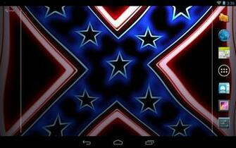 Rebel Flag Wave LWP   screenshot