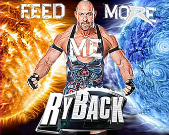 Creation Studio WWE Ryback Feed Me More Wallpaper