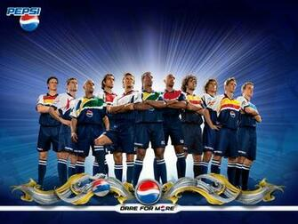 Download full size PEPSI team Football Wallpaper Num 30 1024 x