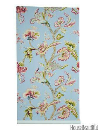 Shrewsbury wallpaper from Thibaut DesignBirds Wallpapers Thibaut