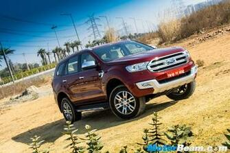 Ford Endeavour Motorbeam Indian Car Bike News Amp Reviews
