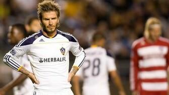 David Beckham Football Players HD Wallpaper of Football