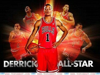 Derrick Rose 2012 Wallpaper