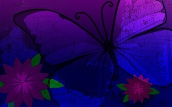 Cute Purple Butterfly Backgrounds Purple butterfly wallpaper
