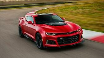 2017 Chevrolet CAMARO ZL1 HD Car Wallpapers Download
