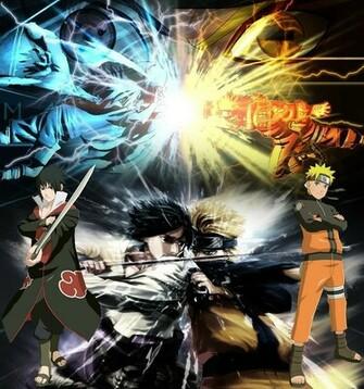 Epic Battle  Naruto vs Sasuke by BlazingFlow