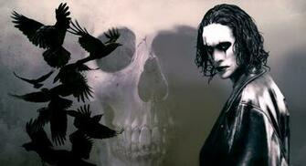 The Crow Wallpaper by Phantom3013